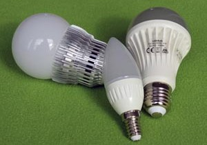 Bombillas LED E27 y E14